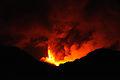 Etna Volcano Paroxysmal Eruption July 30 2011 - Creative Commons by gnuckx (5992736362).jpg