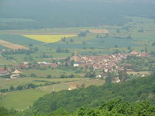 Étrigny Commune in Bourgogne-Franche-Comté, France