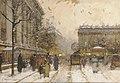 Eugène Galien-Laloue Paris Place de la Madeleine 3.jpg