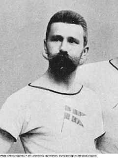Eugen Schmidt Danish sportsman
