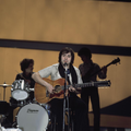 Eurovision Song Contest 1976 rehearsals - Belgium - Pierre Rapsat 1.png