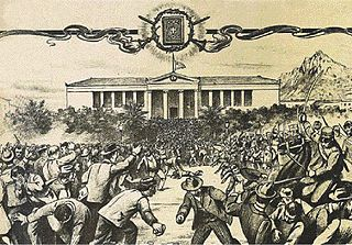 Gospel riots