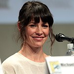 Evangeline Lilly Evangeline Lilly 2014 Comic Con 01 (cropped).jpg
