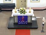 Evangelische Kirche Birklar Altar 01.JPG