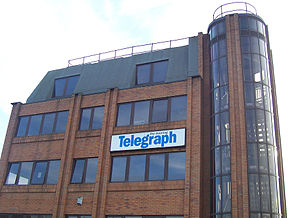 Peterborough Evening Telegraph - New Priestgate House, Peterborough