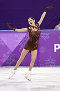 Evgenia Medvedeva at the 2018 Winter Olympic Games - Free program 09.jpg
