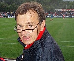 Ewald Lienen - Lienen in 2006