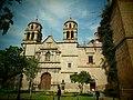 Ex-Templo de la Compañía de Jesús-Librería Universitaria Fray Alonso De La Vera Cruz Morelia 3.jpg