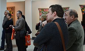 Exhibition Alena Kish in Gallery Mikhail Savitski 12.12.2013 06.JPG