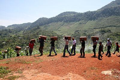 Exhumation In The Ixil Triangle Guatemalan Civil War Wikipedia