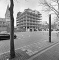 Exterieur overzicht gebouw tijdens restauratie (zonder glazen wanden en gevels) - Heerlen - 20001053 - RCE.jpg