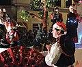 Fête dé Noué 2010 pathade Batâle des Flieurs 01.jpg