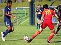 FC Liefering versus China U20 (17. Juli 2018) 06.jpg