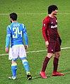 FC Salzburg vs SSC Napoli (UEFA Euroleague Achtelfinalrückspiel 14. März 2019) 04.jpg