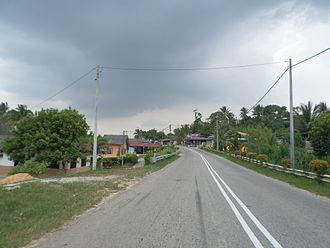 Federal Land Development Authority - FELDA Ulu Tebrau in Johor.