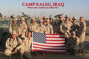Forward Operating Base Kalsu - Image: FOB Kalsu