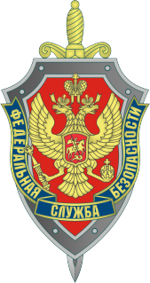 Principal security agency of Russia and the main successor agency to the USSR