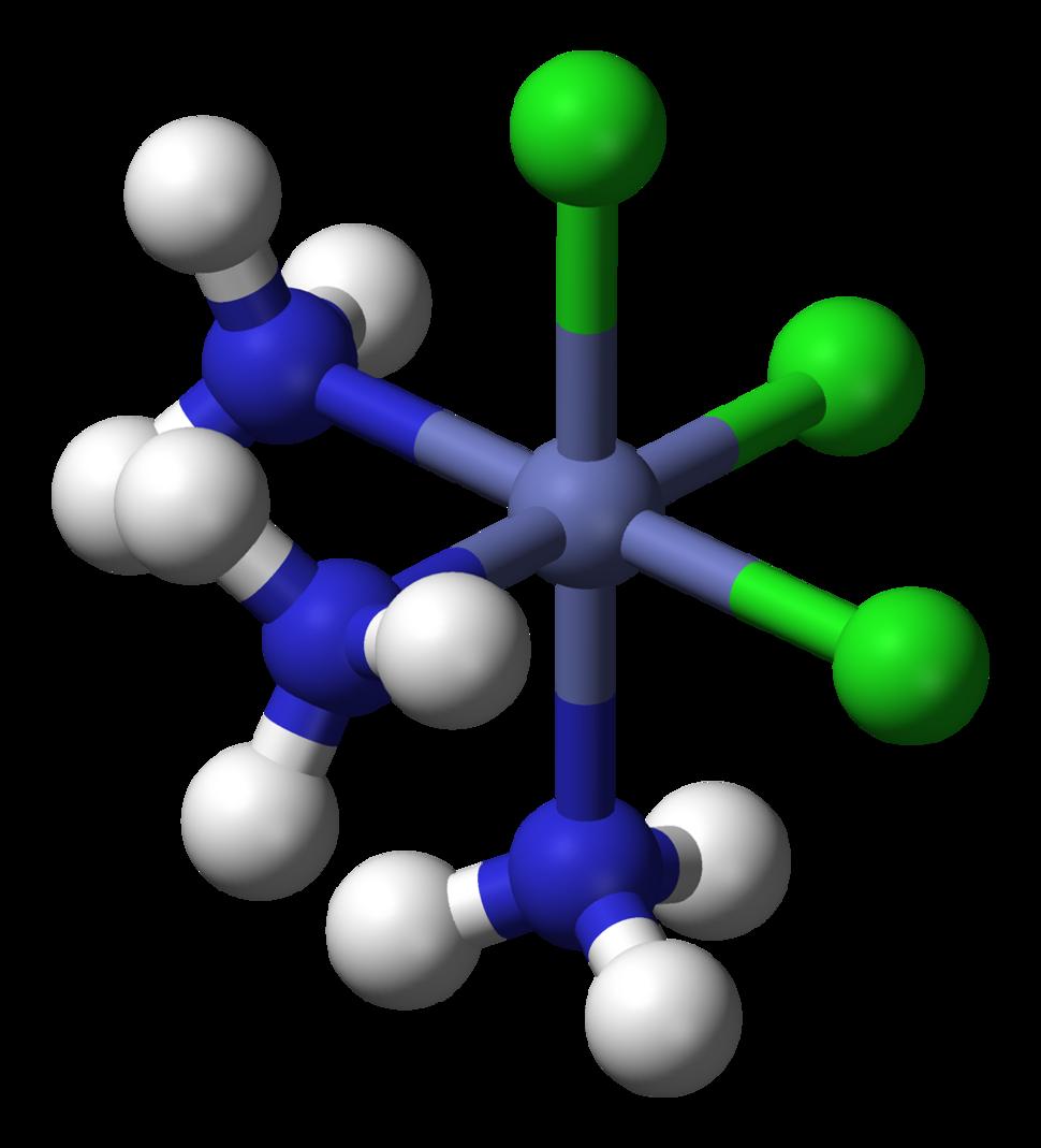 Fac-trichlorotriamminecobalt(III)