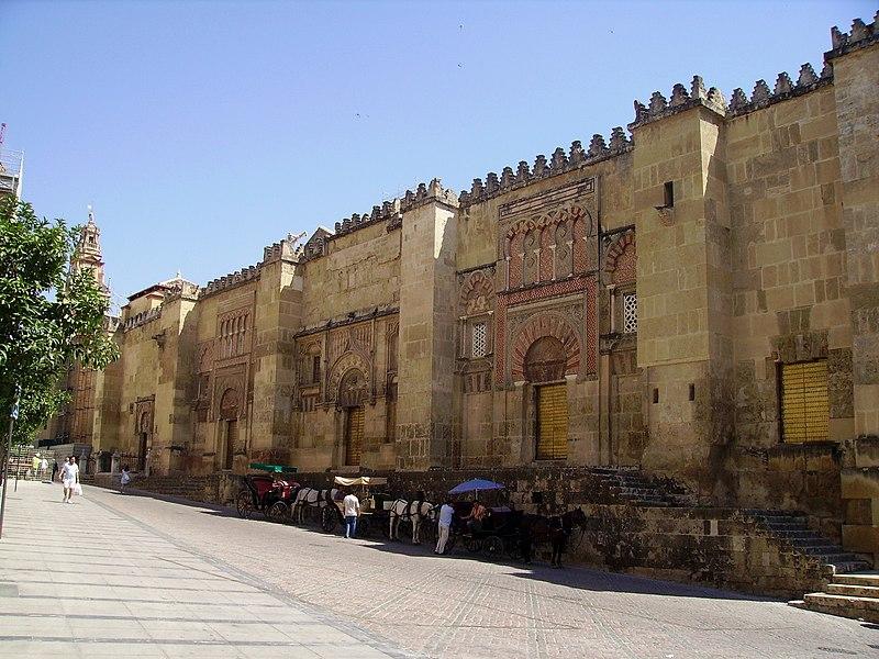Mezquita de c rdoba for Exterior mezquita de cordoba