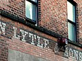 Faded wall sign, Belfast - geograph.org.uk - 1520137.jpg