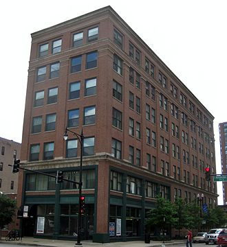 Thaddeus Fairbanks - Fairbanks, Morse and Company national headquarters building