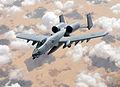 Fairchild A-10 Thunderbolt II 188th Fighter Wing.JPG