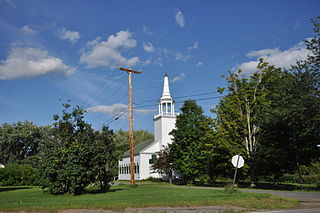 Old Union Meetinghouse United States historic place
