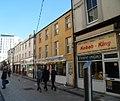 Fast-food heaven, Caroline Street, Cardiff.jpg