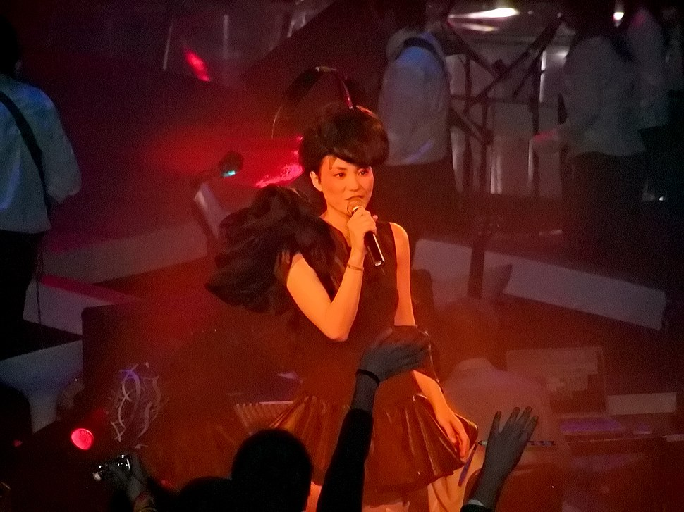 Faye Wong in concert 2003