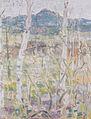 Felix Esterl - Landschaft mit Ulrichsberg - 1930.jpeg