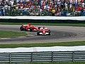 Ferrari duo 2006 United States GP (183781268).jpg