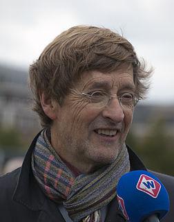 Ferry Mingelen Dutch journalist, broadcaster and presenter