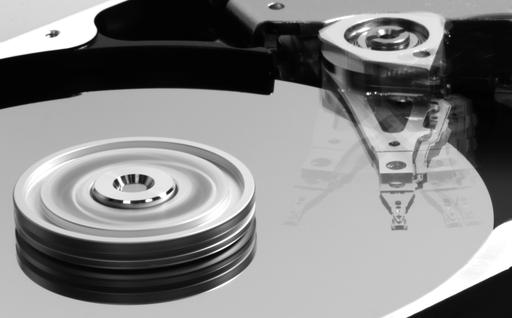 Festplatte speed