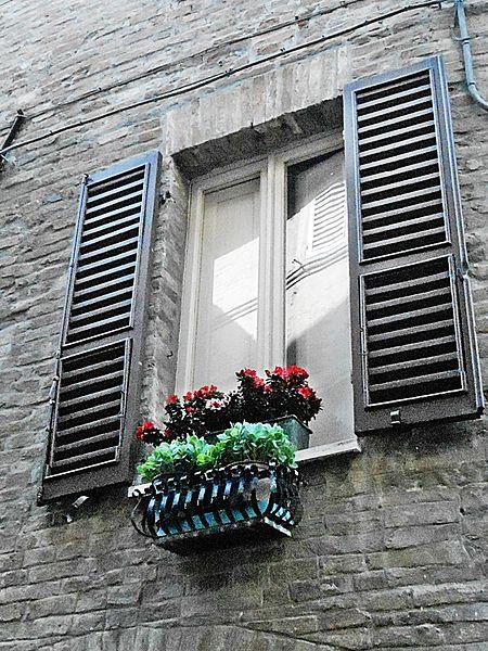 File finestra con vaso di wikimedia commons for Finestra con fiori disegno