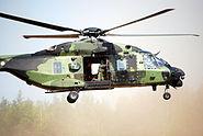Finnish Army NH-90