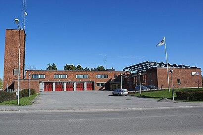 Vägbeskrivningar till Vällingby (B) med kollektivtrafik