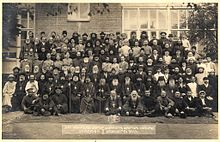 First Georgian orthodox church concil 1917.jpg