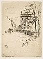 Fitzroy Square (Street Scene) MET DP813753.jpg