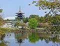 Five-storied Pagoda, Kofuku-ji - Nara, Japan - DSC07497.jpg