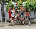 Five boys on the streets of Talisay in Cebu.jpg