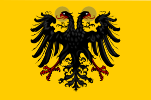 Duchy of Mirandola - Image: Flag Holy Roman Empire
