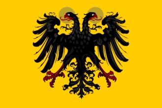 Duchy of Mirandola - Image: Flag Holy Roman Empire