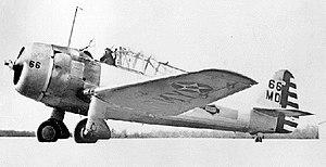 Fleetwings BT-12 Sophomore - The XBT-12