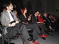 Flickr - Convergència Democràtica de Catalunya - Oriol Pujol, Laia Bonet i Jordi Turull a la presentació del 3r volum de les Memòries de Jordi Pujol.jpg