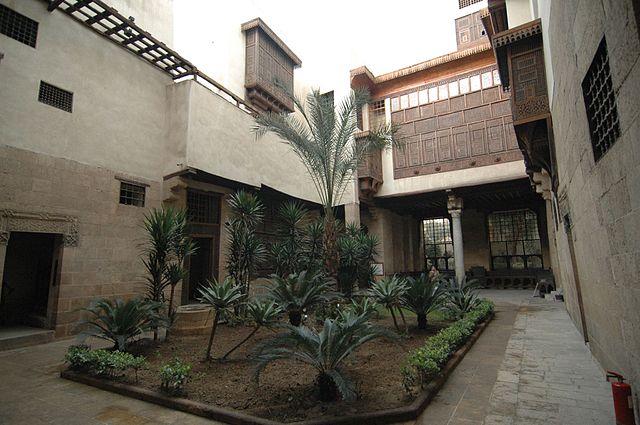 Haus des as-Sihaimi