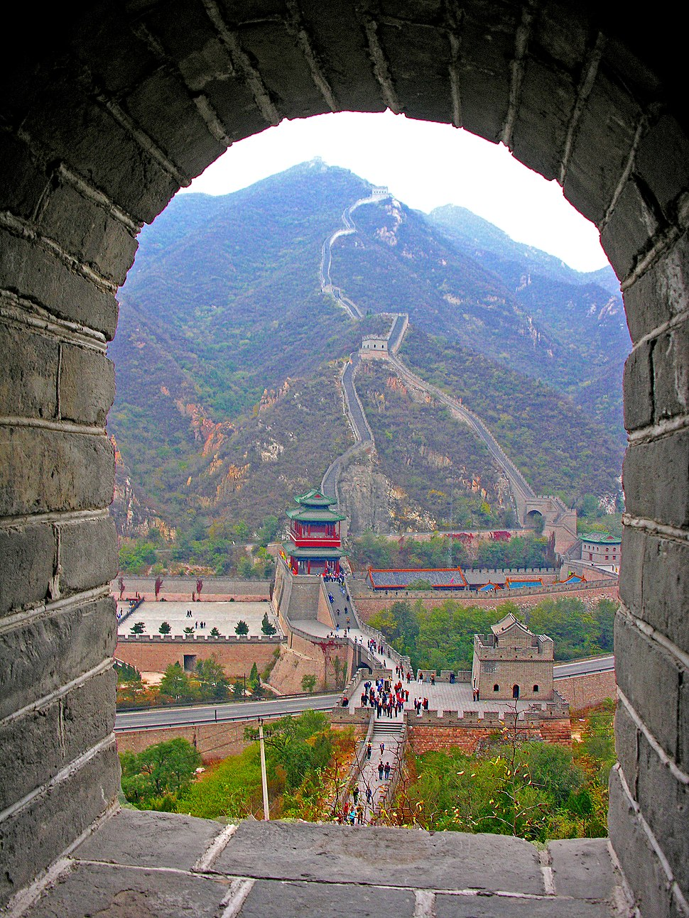 Flickr - archer10 (Dennis) - China-6401 - Great Wall