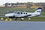 Flight Avionics (VH-NSK) Beechcraft 58 Baron at Wagga Wagga Airport.jpg