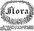 Flora Nr 69 - 29. July 1831 - München - Anzeige in Neuigkeiten Preußen verbietet die deutsche Tribüne.jpg