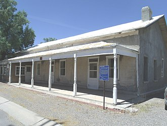 Pauline Cushman - Pauline Cushman and her husband, Jere Fryer, purchased this house located in 364 North Grant Street in Florence, Arizona Territory.