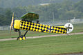 Fokker D.VIII Lt See Gotthard Sachsenberg Landing 13 Dawn Patrol NMUSAF 26Sept09 (14597972104).jpg